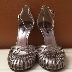 Women's BEBE high heel shoes Sz. 7